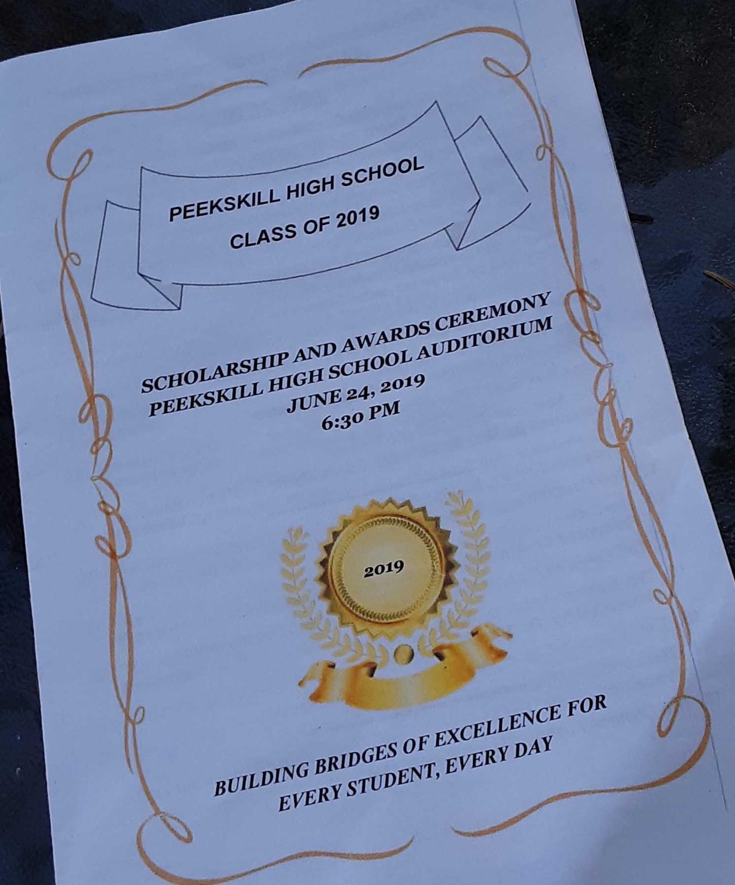 Award program