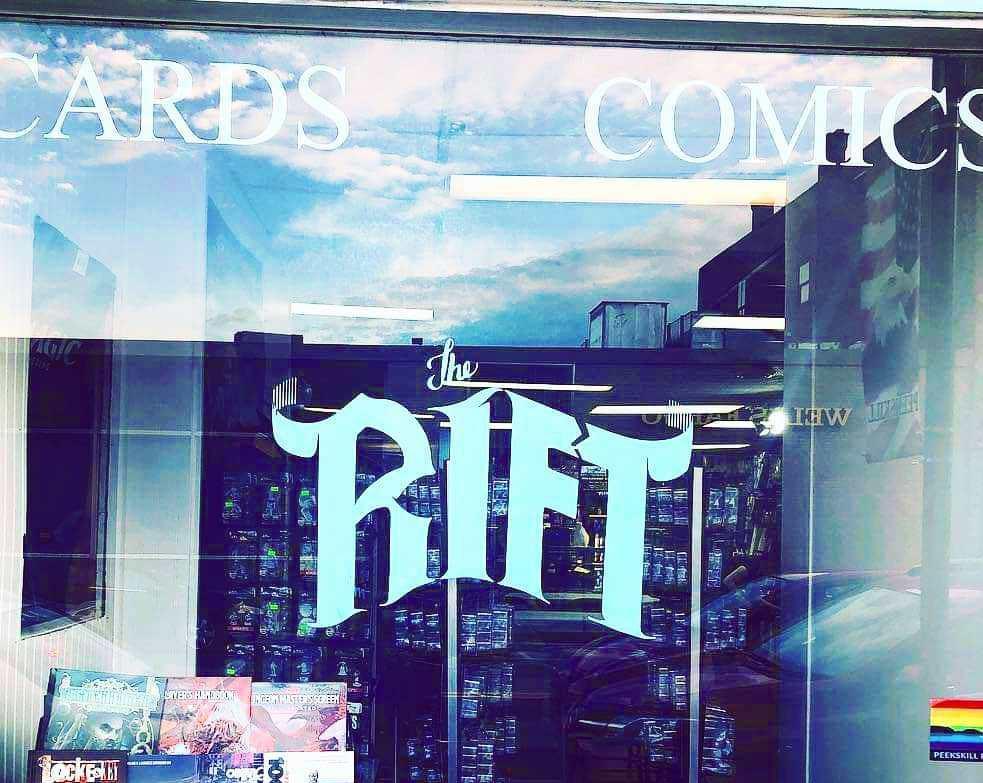 POST - the Rift