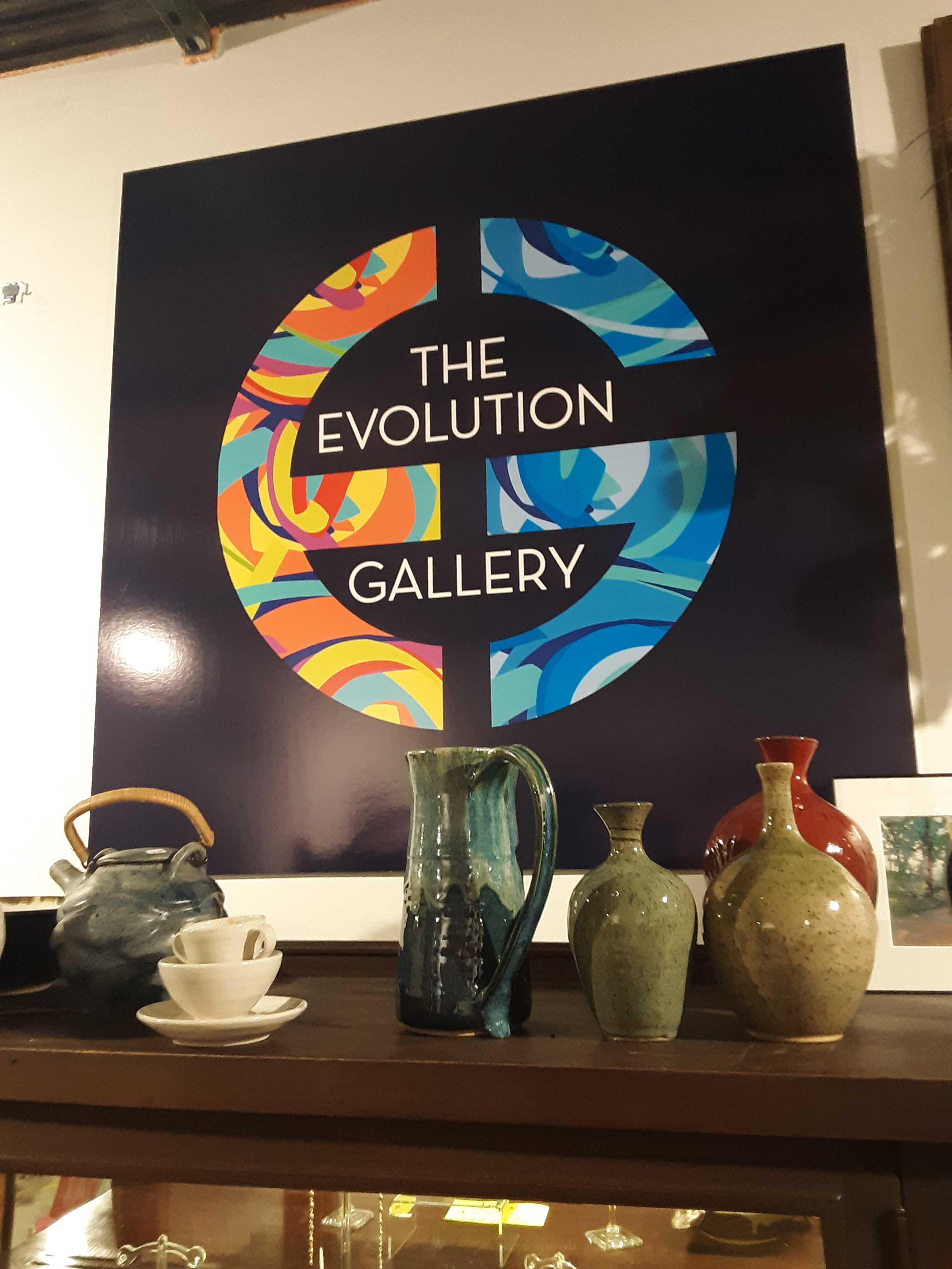 Evolution gallery