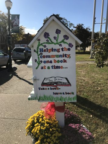 Read all about it. Little Free Library here