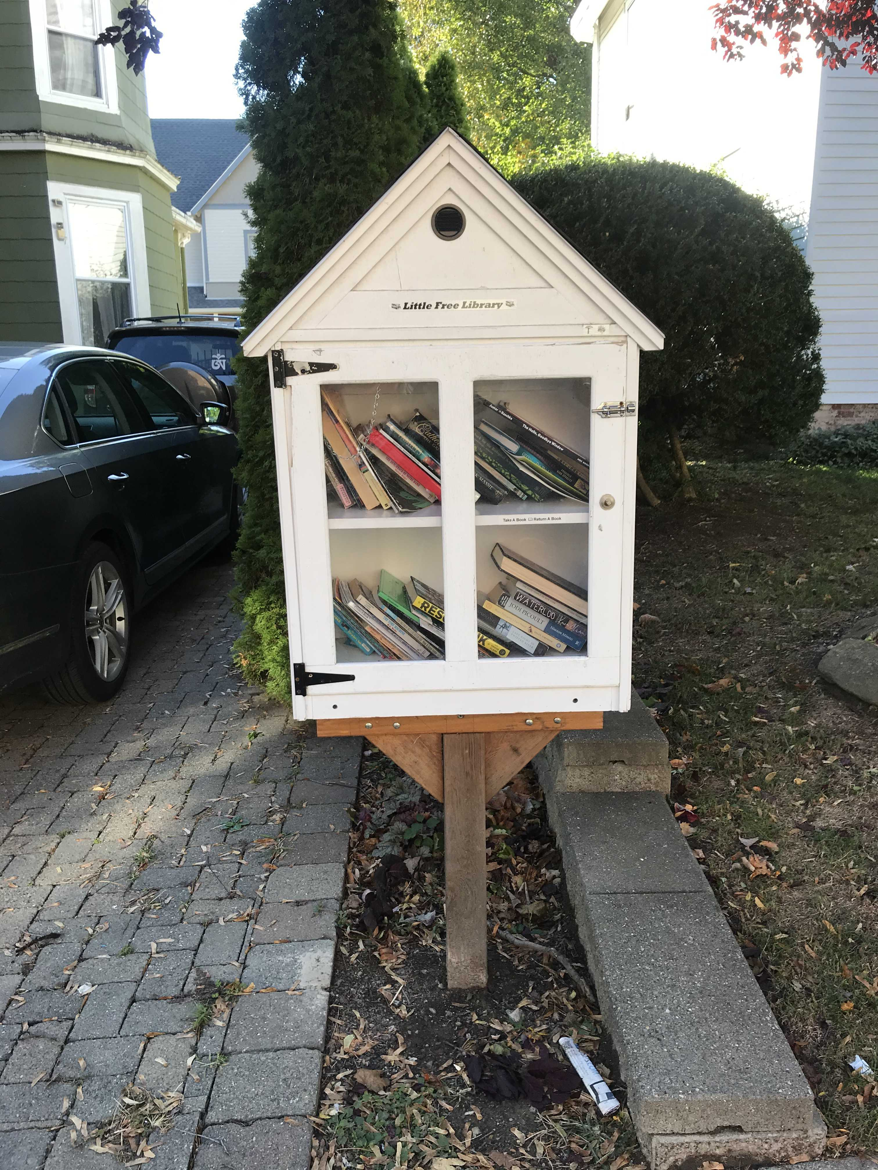 Books Little Free Library