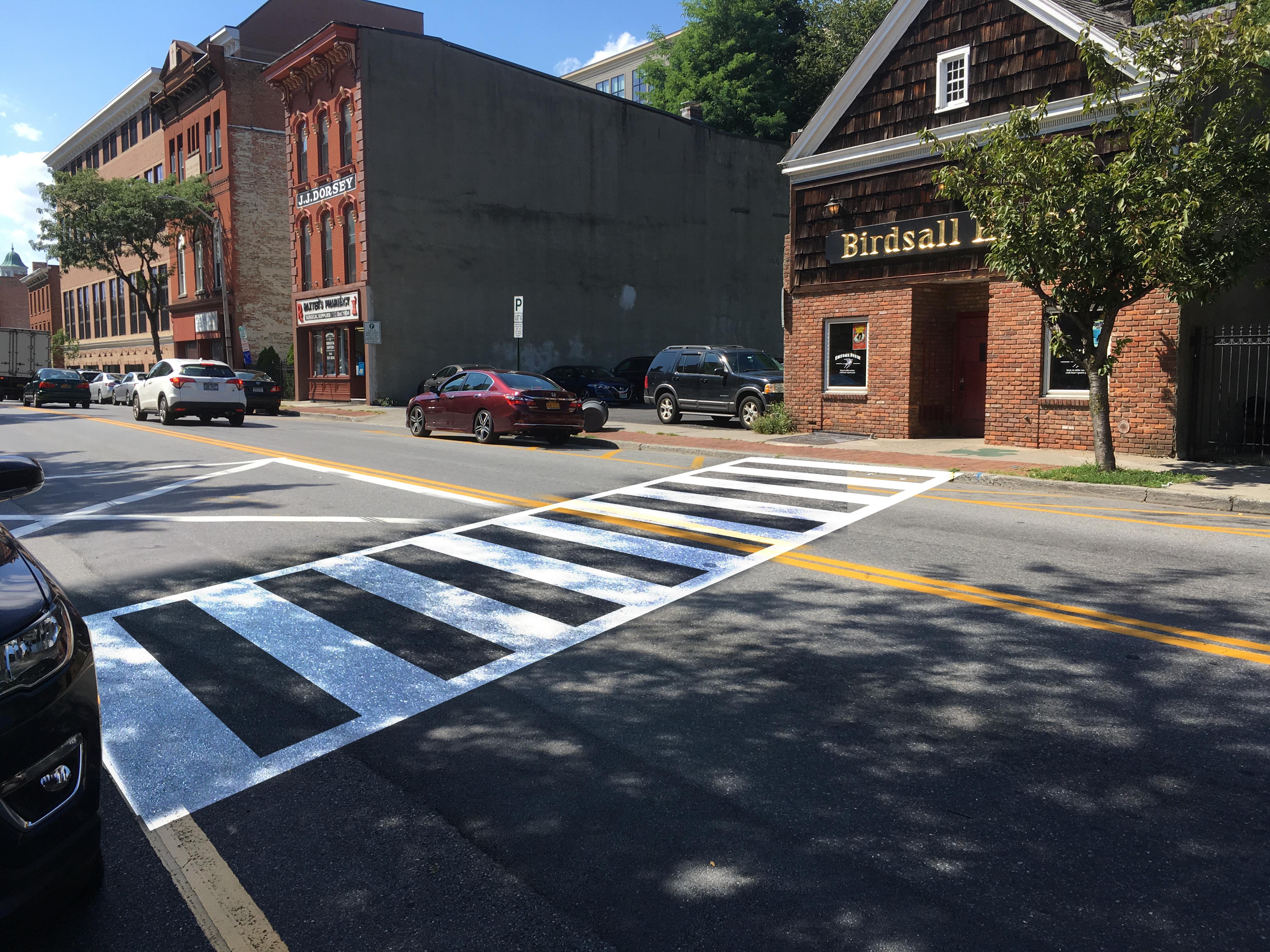 WALKS, crosswalk