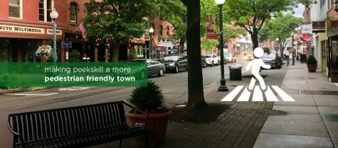 Peekskill a pedestrian friendly town? Not so says newly formed group