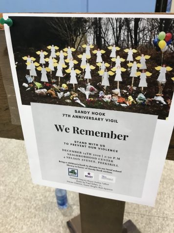 Tears and calls for action on seventh anniversary of Sandy Hook violence