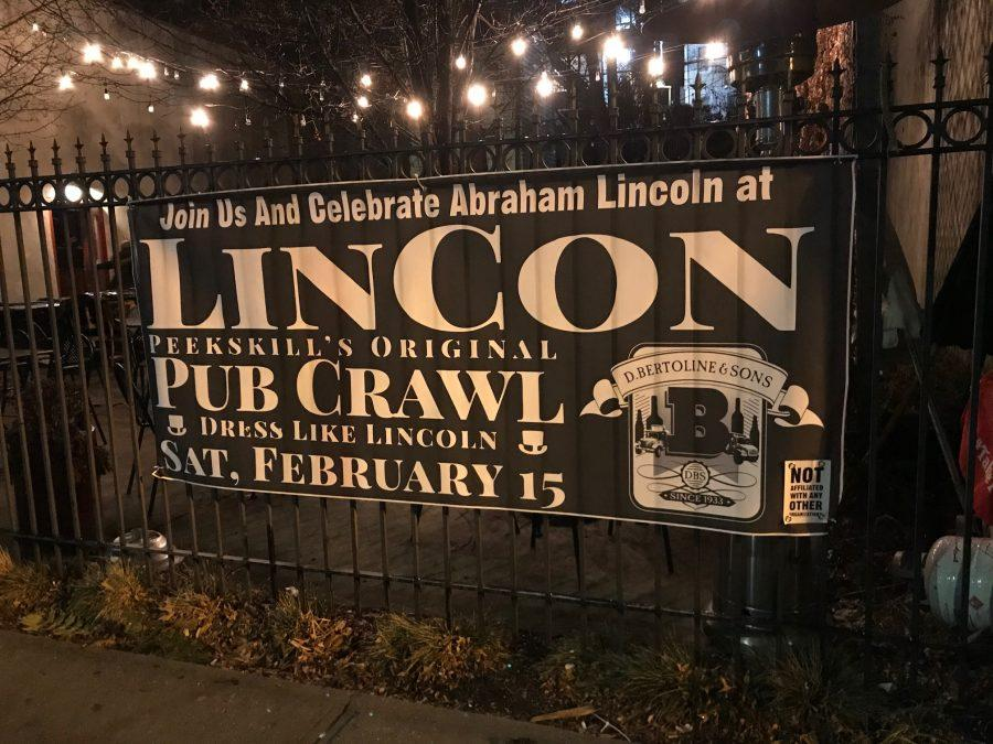 Lincoln lovers in stovepipe hats crawl through downtown next weekend