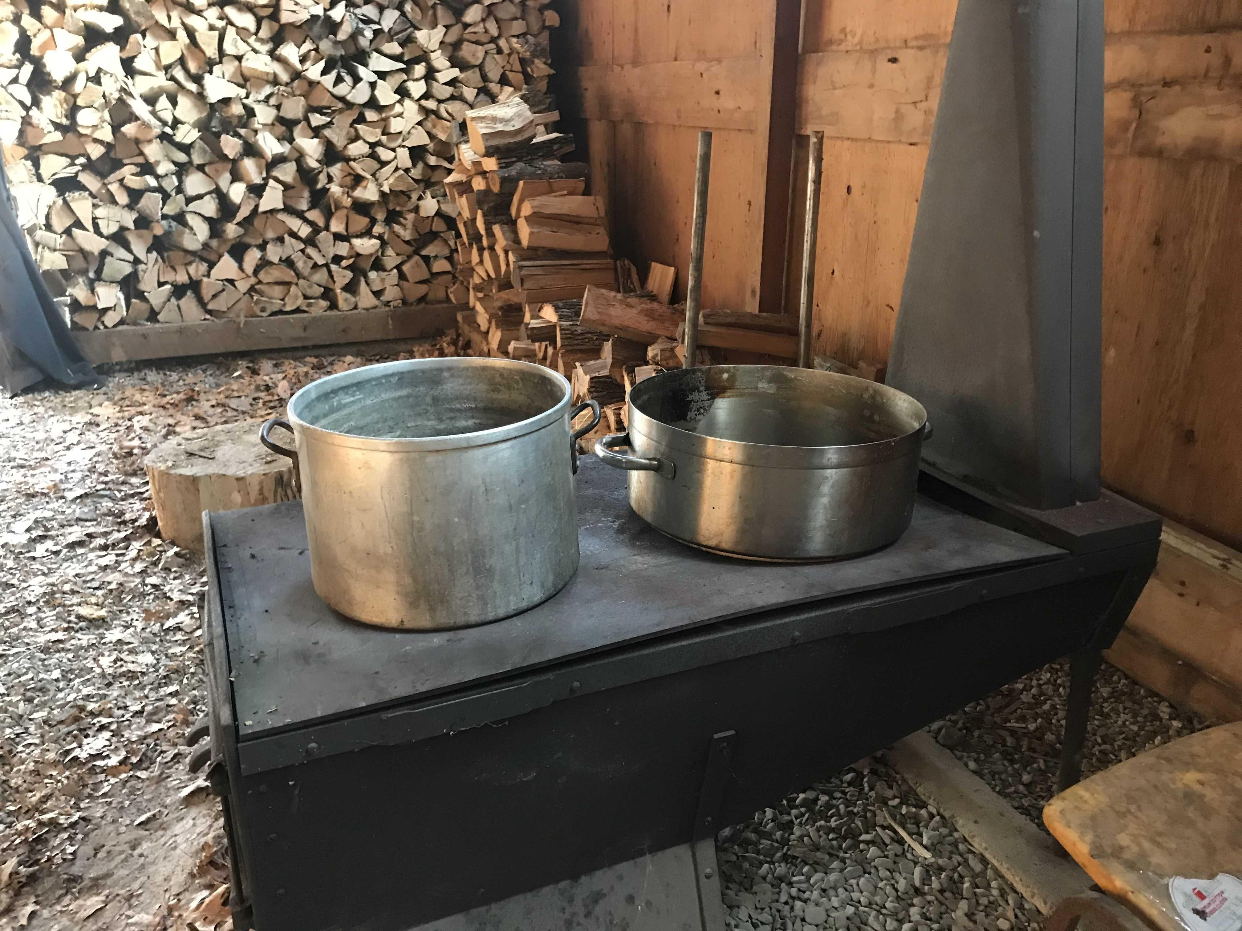 Sugar kettle