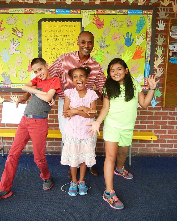 ARTS 10566 W. with kids