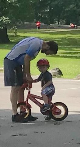 New biker