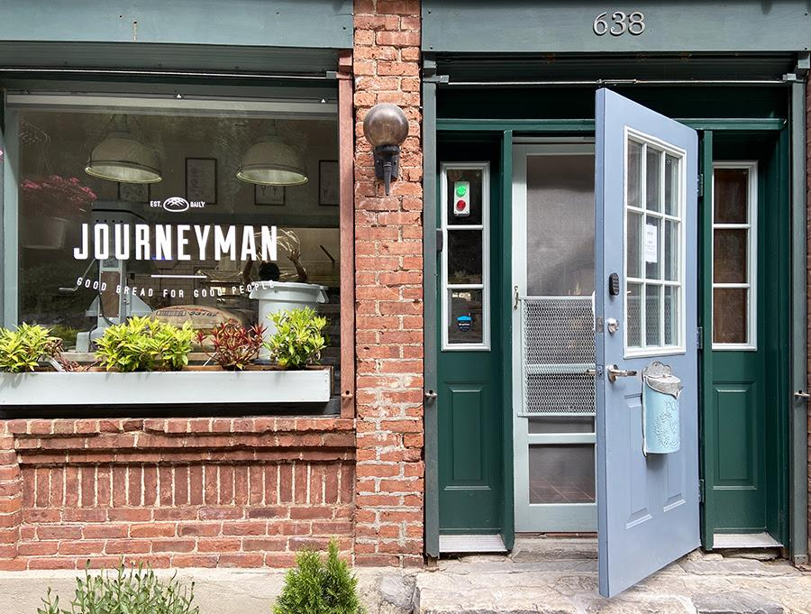 Journeyman Bakery opens to in-store retail this Saturday
