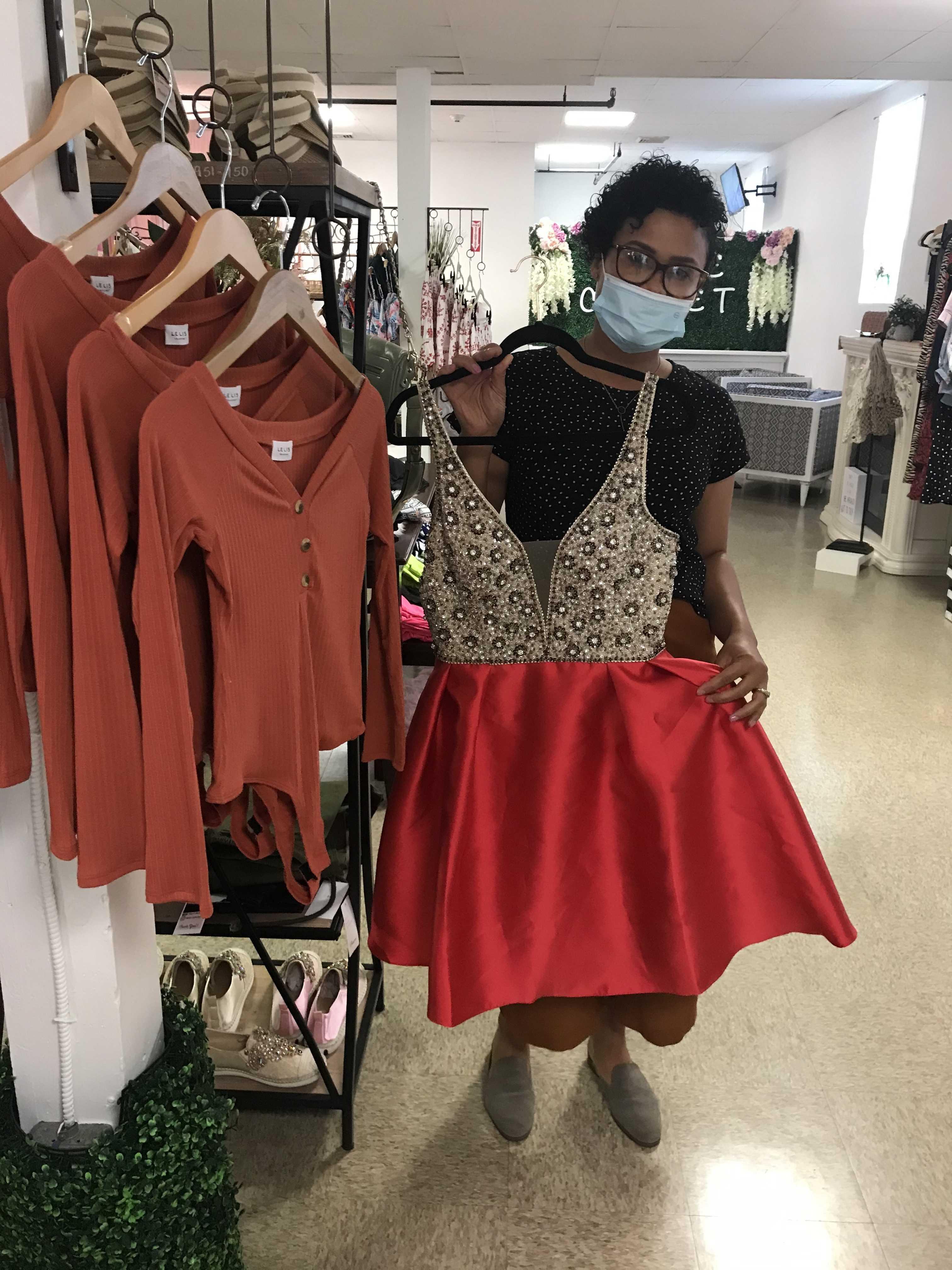 Biz Agape dress