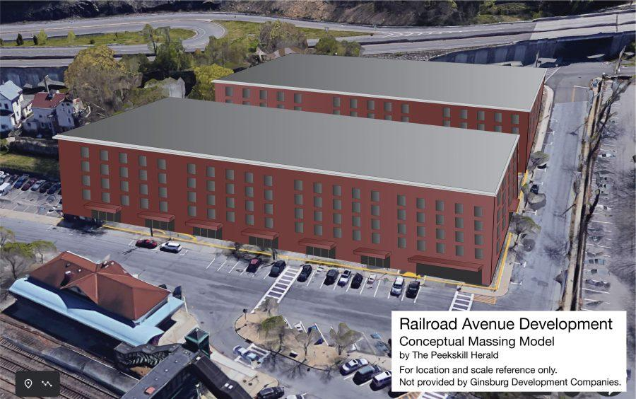 GDC+Expected+to+Build+Multi-use+Residential+Across+from+Peekskill+Train+Station