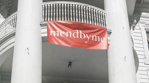 Mend by Me pops up for those in need