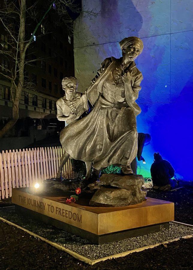 Sculpture is Peekskill's Newest (Temporary) Landmark