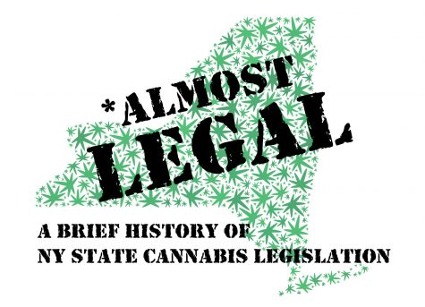 History of Cannabis Legalization in NY State