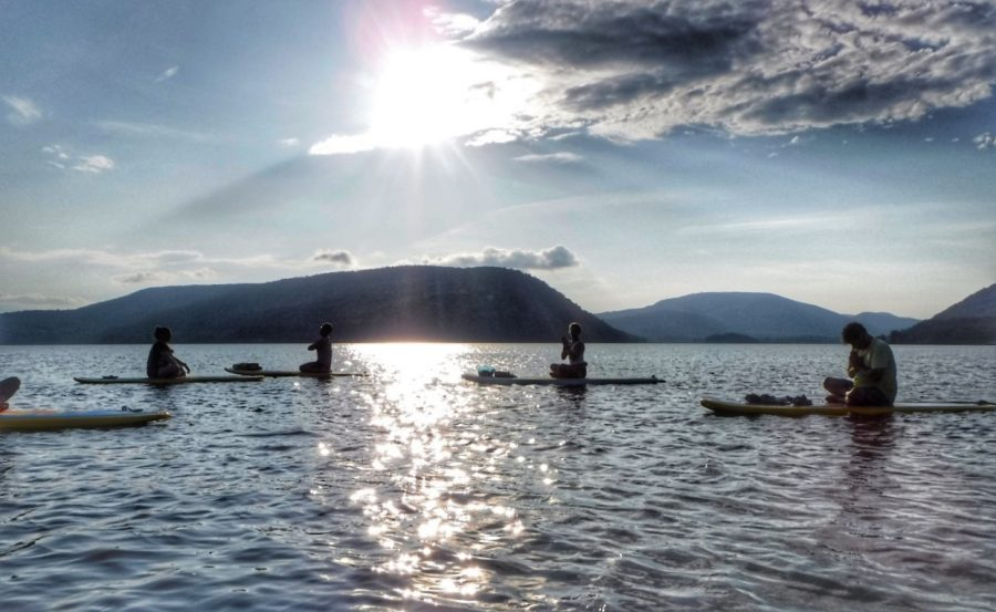 Kayak and Paddleboard Lessons Launching at Peekskill Waterfront this Summer