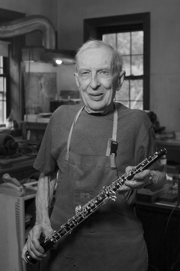 Musical Tribute to Master Craftsman Paul Laubin