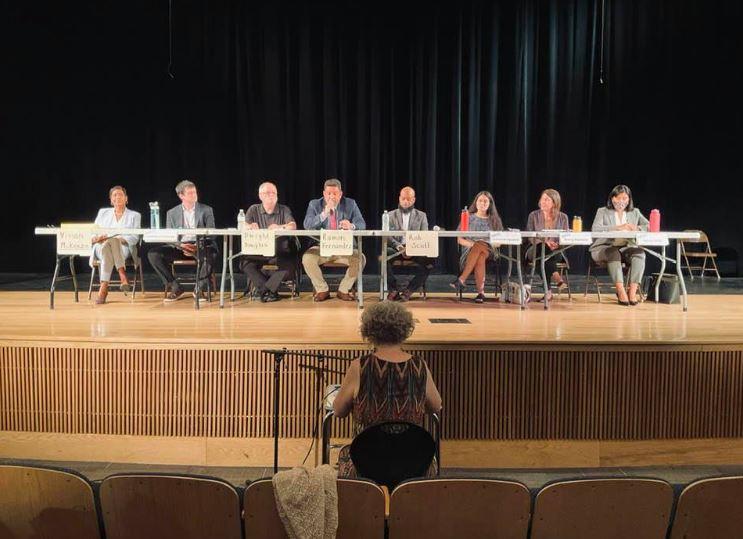 Peekskill Democratic Candidates Clash in Primary Debate
