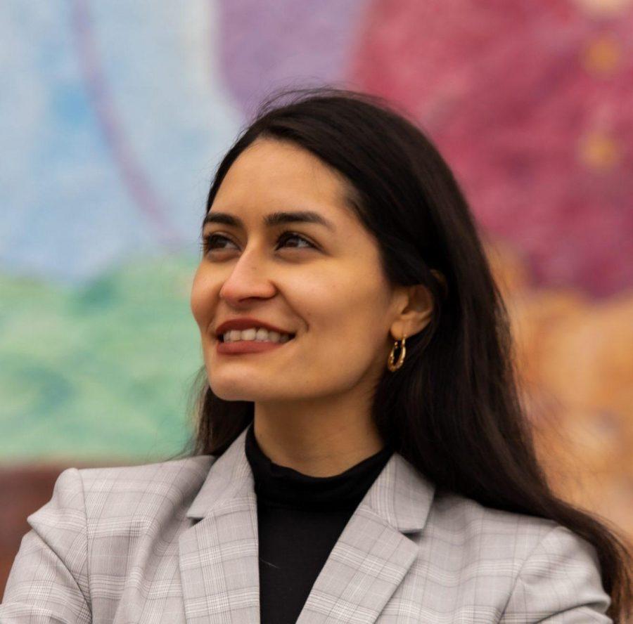 Vanessa Agudelo (Photo by Alex Acaro)