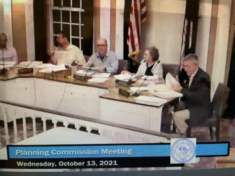 In wee hours of the morning, Planning Commission plods on
